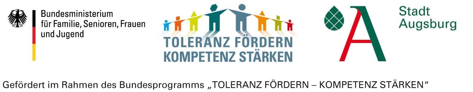 Logo Toleranz fördern Kompetenz stärken